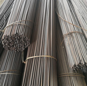 Deformed/reinforced steel bar used in concrete construction and building