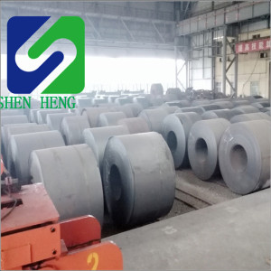 S235JR HR Coil, S235 JR Black Hot Rolled Steel Coil, Pickling and Oil Hot Rolled Steel Coil