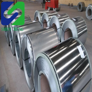 Prime quality cold rolled SPHE galvanized/oiled steel coil made in China