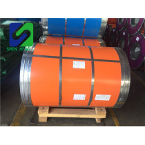 New promotional color coated galvanized steel coil ppgi