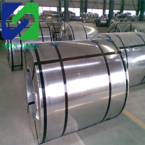 Hot Dip Galvanized Steel Sheet in Coil