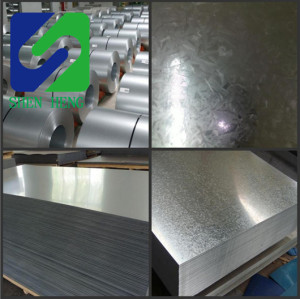 Prime Hot Dipped Galvanized Steel Coil DX51D