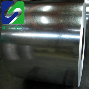 Galvanized Steel Coil / Hot-dip Zinc Coated Steel - GI coil