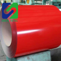 RAL Color Coated Different Thickness PPGI Prepainted Galvanized Steel Coil