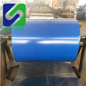 good quality color coated steel coil/pre-painted galvanized steel coil /ppgi steel coils