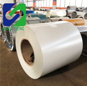 Prepainted Galvanized Steel Coils and Sheets