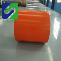 Hot rolled galvanized steel coils PPGL prepainted steel sheet zinc aluminium roofing coils with high quality