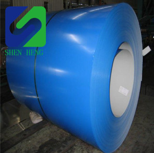 Prepainted galvanized steel coil from China-PPGI