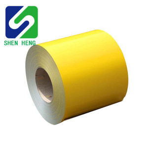 Coloring Sheets/ PPGI Steel Coil / Prepainted Galvanized Steel Sheet
