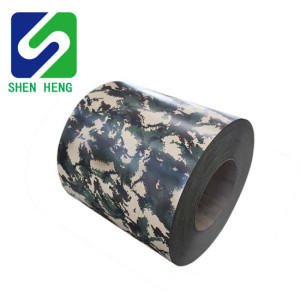 printed color coated steel coils/ppgi/ppgl/gi/gl sgcc /CGCC DX51D prepainted galvanized steel coil