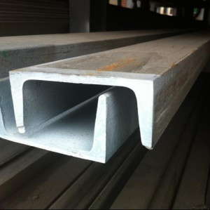 100*50*3.8/5mm U channel bars provided by Chinese steel suppliers