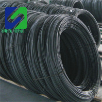 SAE1008 wire rod 5.5mm low carbon wire rod steel coil hot rolled steel wire rod in coils