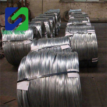 New designed smooth spring steel wire rod in coil Shaped Wire