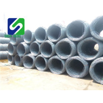 SAE1006 5.5mm steel wire rod in coils FROM CHINA