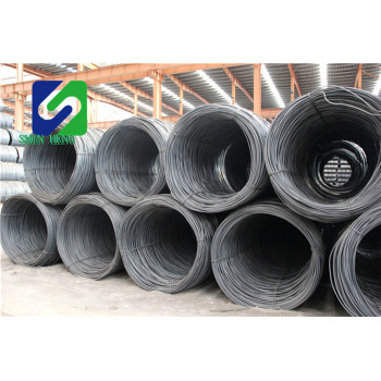 2018 newest design Low carbon hot rolled mild steel wire rod in coils