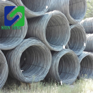 Q195 wire rod 5.5mm wire rod in coils
