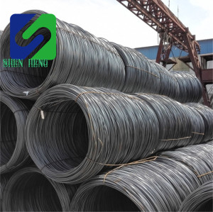 Sae 1006 Steel Sae 1008 Hot Rolled Steel Wire Rod