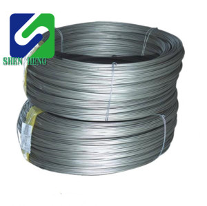 factory direct supply ER320 hot rolled alloy steel wire rod