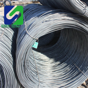 sae 1008 wire rod 5.5mm and low carbon steel in china