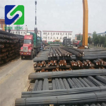 China manufacturer reinforcement deformed round steel bar