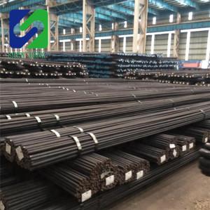 GRADE 40 GRADE 60 steel rebar, deformed steel bar, iron rods for construction