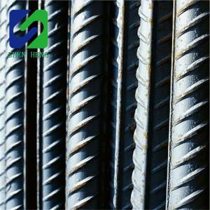 china steel rebar , deformed steel bar, iron rods for construction