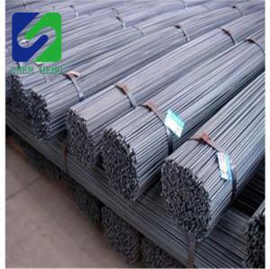 Construction Material Hot Rolled Deformed Steel Bar