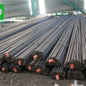 12m HRB400 HRB400E steel rebar, deformed steel bar, iron rods for construction