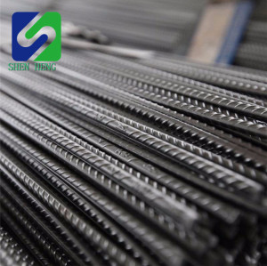 deformed steel bars specification/round steel bar specification/ steel rebar with lowest price from china