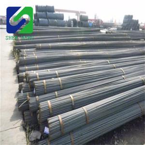ASTM 615 GRADE 40 GRADE 60 steel rebar, deformed steel bar, reinforced wire rods