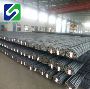 Steel rebar, deformed steel bar, iron rods for construction and concrete with prime quality