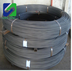 Building construction concrete iron rod / deformed steel rebar