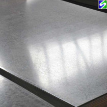 Galvanized steel sheet and plate flat rolled products