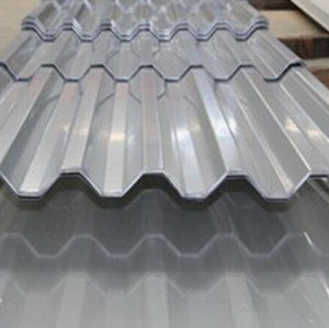 0.13mm prime hot dipped galvanized corrugated steel sheet full hard quality