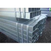 Galvanized square rectangular steel tube/pipe for greenhouse