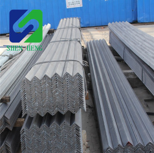 High strength hot-dipped galvanized stainless steel angle