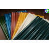 Astm standard prepainted corrugated steel sheet/plate 0.35mm thickness  0.45mm thickness