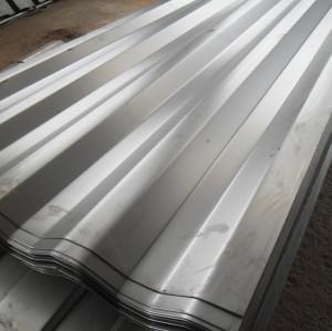 0.25mm prime hot dipped galvanized corrugated steel sheet full hard quality regular spangle