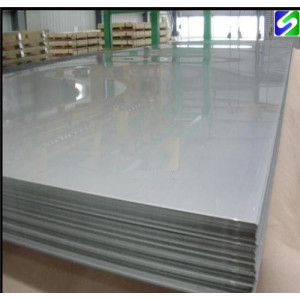 ss400 grade hot dipped galvanized steel sheet and plate with small spangle