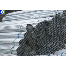 Astm standard galvanized steel tube/pipe for structural material