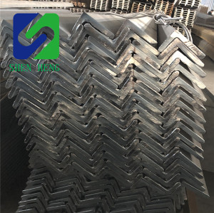 Slotted angel iron/ hot rolled angel steel/ MS angles size