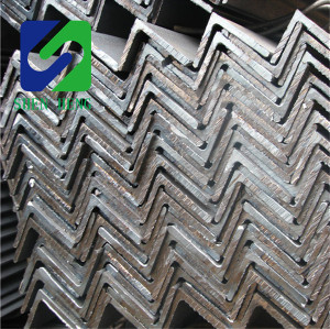 Construction Building Unequal Galvanized Angle Steel