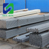 GB EN AISI Standard and S235-S355JR Series Grade black steel bar angle