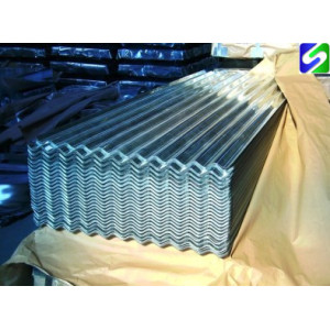 0.2-0.6mm thickness prime hot dipped galvanized corrugated steel sheet hot sale competitive price