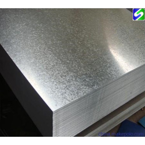 JISstandard hot dipped galvanized steel sheet and plate with regular spangle