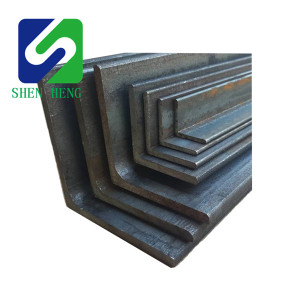 China Standard grade ss400 astm a36 Length 6000 mm Size 150 x 150 mm Grade S355 Steel Angle