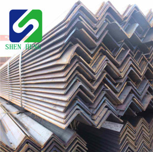 Q235/SS400/A36 Hot rolled angle bar steel galvanized steel angles
