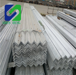 A36 High quality Hot rolled construction using light steel angle standard sizes