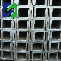 Made In China Hot rolled mild steel channels, steel c section steel, steel u channel