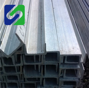U channel steel metal building dimensions price made in china